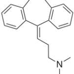 формула Амитриптилина