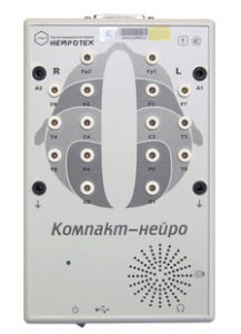 Электроэнцефалограф Компакт-нейро 16 каналов Нейротех